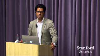 Stanford Seminar - Entrepreneurial Thought Leaders: Hemant Shah of Risk Management Solutions