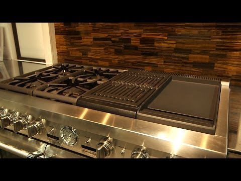 Thermador Range Lets You Grill Inside   Consumer Reports