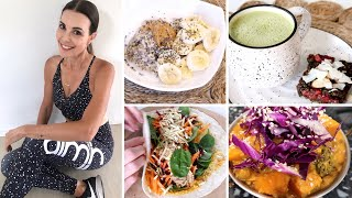 Healthy What I Eat In A Day | For Anti-aging & Weight Loss