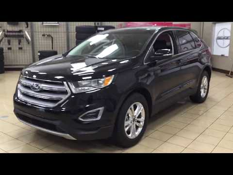 2017 Ford Edge SEL Review