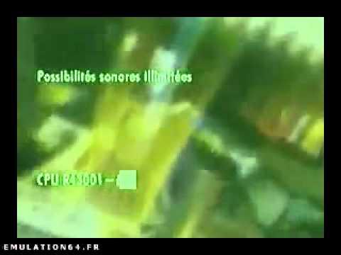 Publicité Nintendo 64 - Console (France)