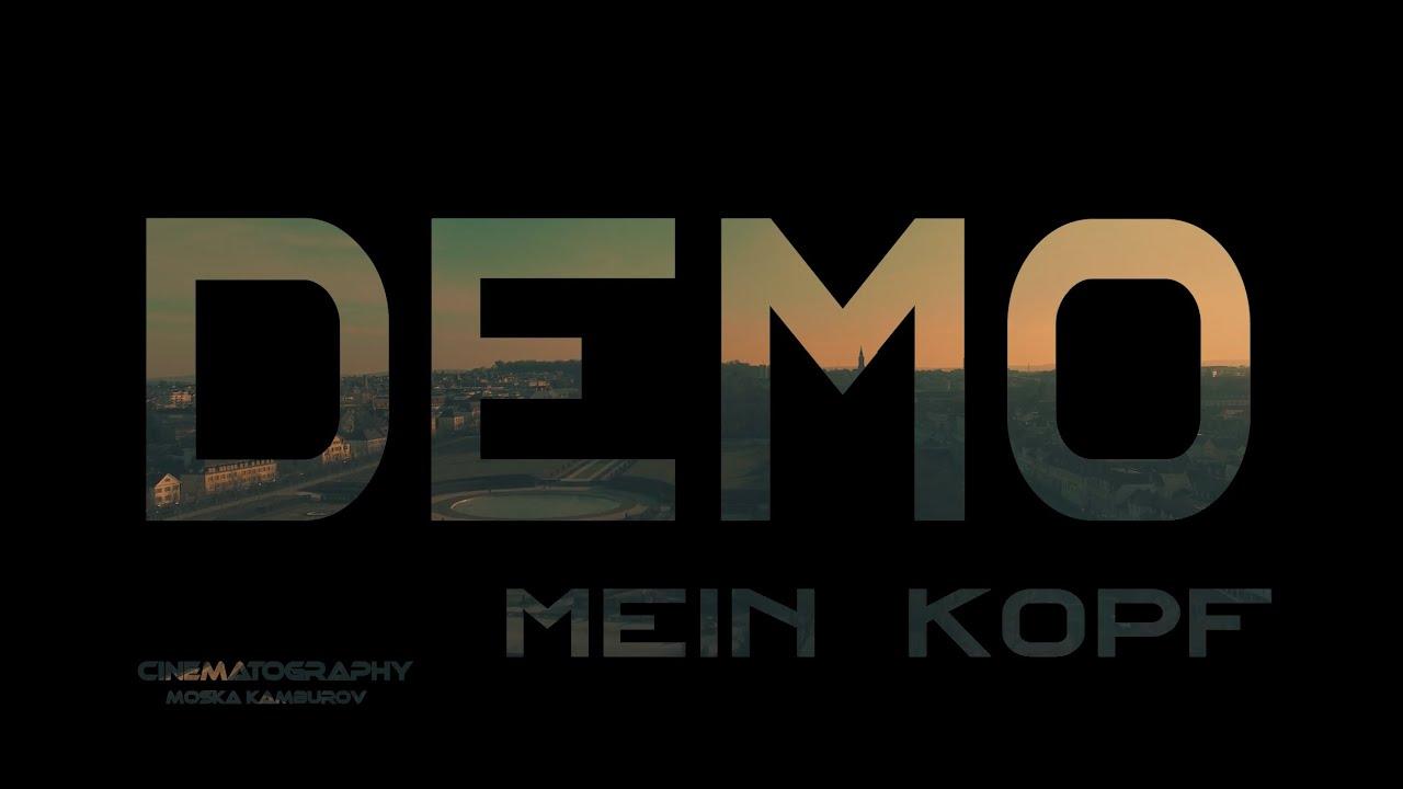 D E M O - MEIN KOPF (Official Video)