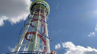 WORLD'S TALLEST ROLLER COASTER Announced for Florida! 500+ feet tall!
