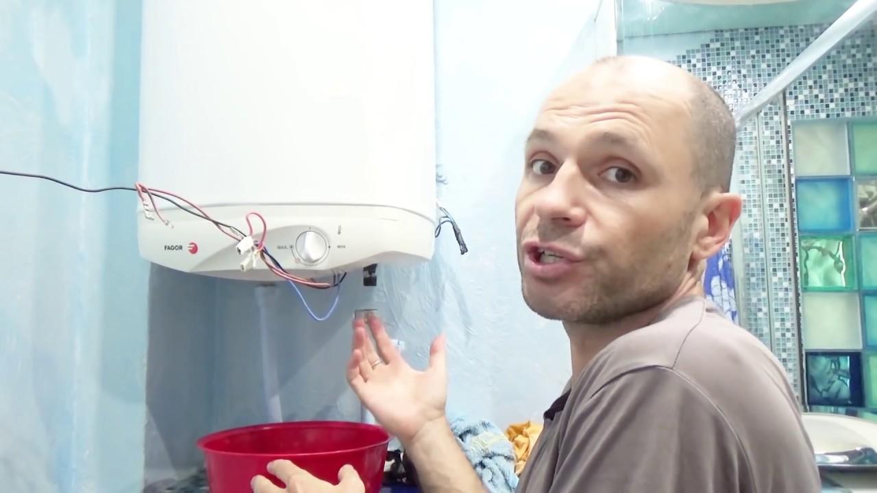 БОЙЛЕР НЕ ЧИСТИЛИ 6 ЛЕТ/ Как почистить водонагреватель самостоятельно