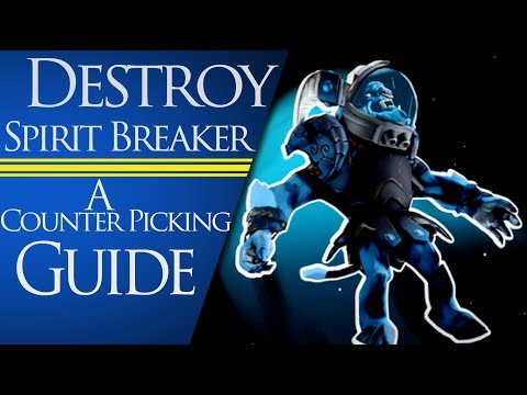 How to counter spirit breaker in patch 7