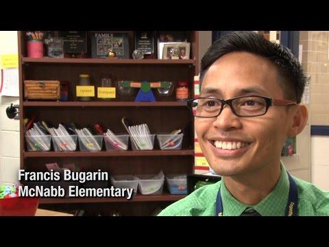 Francis Bugarin - McNabb Elementary School