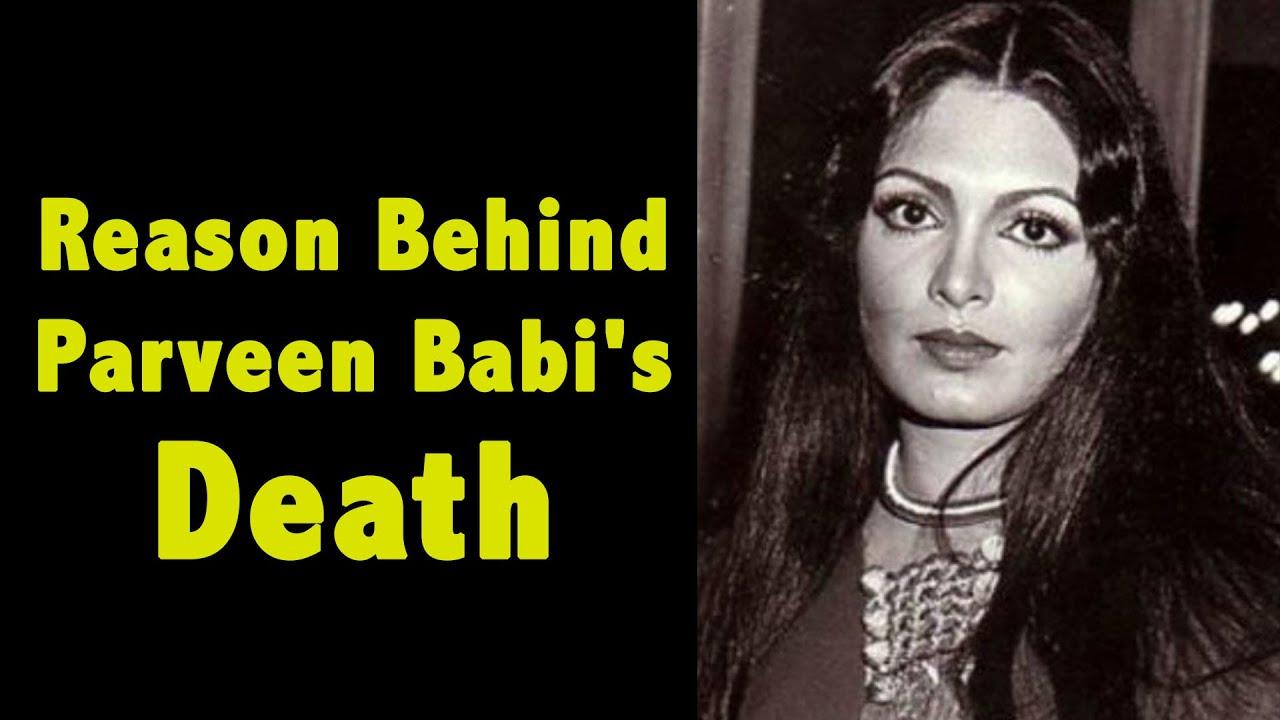 Parveen babi death mystery