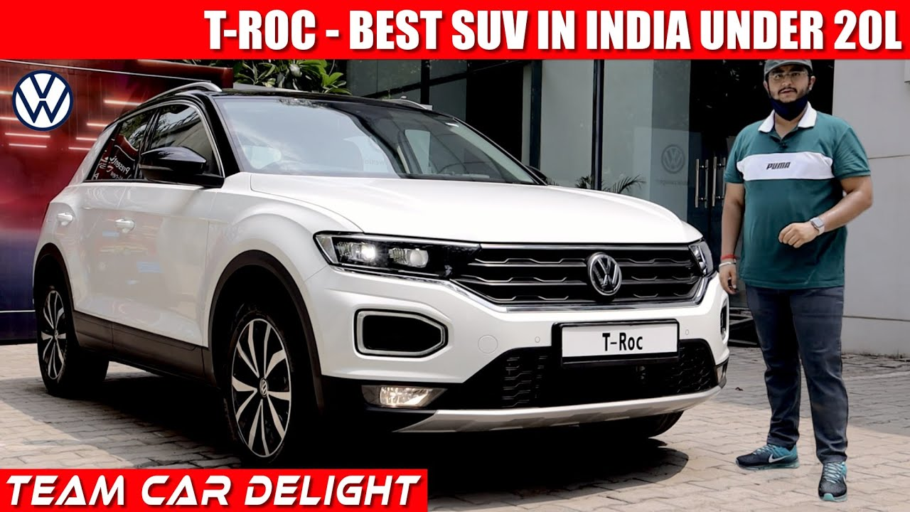 Volkswagen T Roc 2020 Review India With On Road Price Features Interior Vw T Roc India Youtube