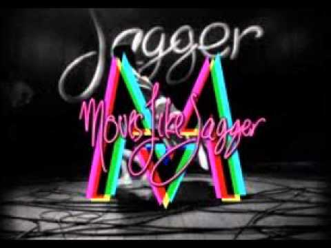 Maroon5 - Moves Like Jagger + free download