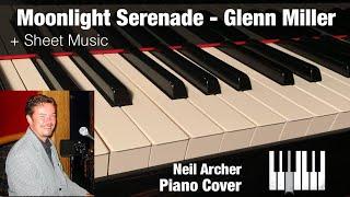Moonlight Serenade - Glenn Miller Orchestra - Piano Cover