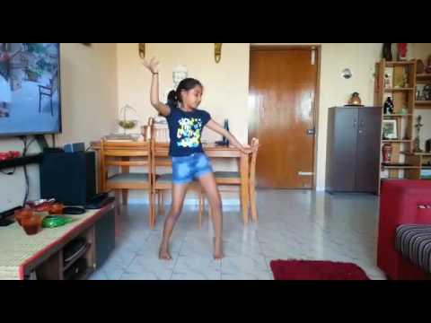 Kuttanadan Punjayile Dance Vidya Vox Saanvi Shetty Kerala Boat Song