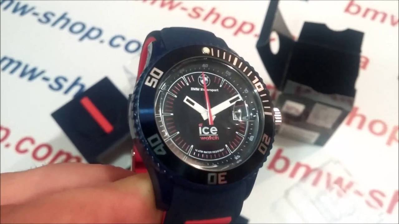 ICE WATCH unboxing - YouTube