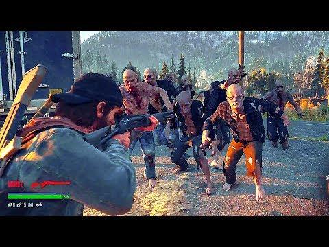 DAYS GONE  E3 2018 Gameplay Demo #2