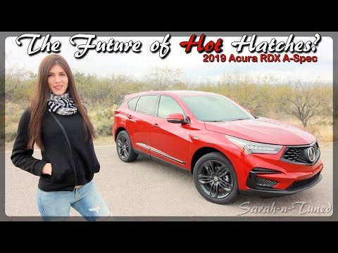 Is THIS The Future of Hot Hatches? // 2019 Acura RDX A-Spec Review