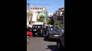 Traffic? No way in Beirut