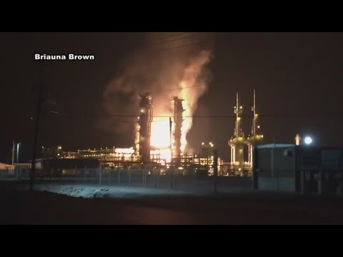 Explosion, Fire at Pascagoula Gas Plant, Under Control