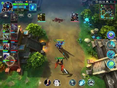 IOS: HEROES OF ORDER AND CHAOS (ACRIDIX)