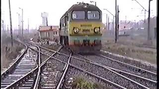 Rozrządzanie pociągu towarowego