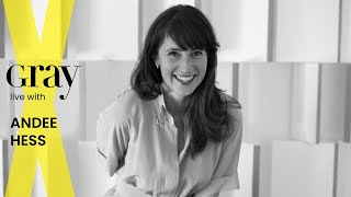 Designer Andee Hess joins us live for our Virtual Design EXPO Speaker Series