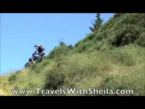 The RLS Trail: Chasserades to Le Bleymard