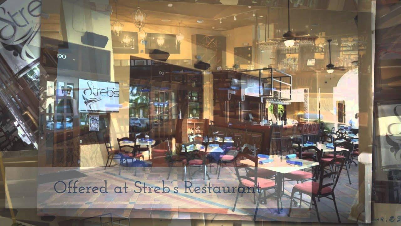 Local Seafood Restaurant In Boynton Beach Streb S