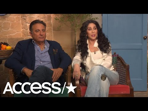 Cher Raves About Kim Kardashian & Reveals If She's On A Dating App! | Access