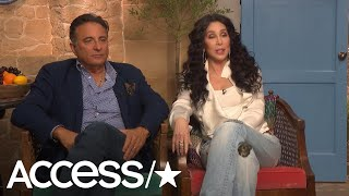 Cher Raves About Kim Kardashian & Reveals If She's On A Dating App!   Access