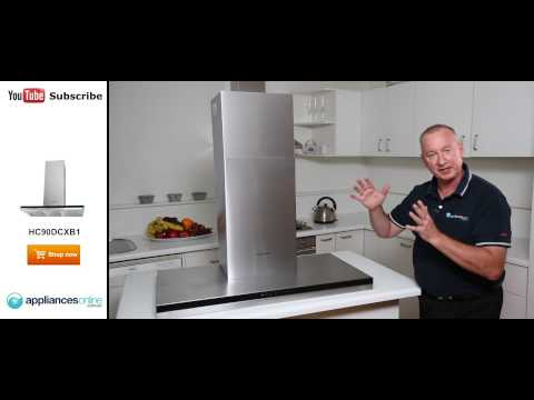 Fisher & Paykel Canopy Rangehood HC90DCXB1 Reviewed By Expert - Appliances Online