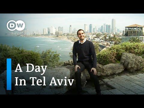 Tel Aviv By A  Local | Travel Tips For Tel Aviv | Top Things To Do In Tel Aviv | Visit Israel