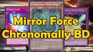 Mirror Force Chronomaly Beatdown FaDe
