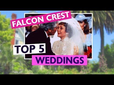 FALCON CREST: TOP 5 Weddings