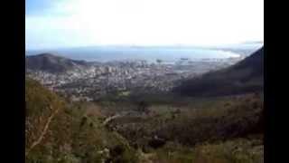 Подъем на Столовую гору, города Кейптаун (ЮАР)(, 2013-04-27T17:58:18.000Z)