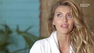 Голая Регина Тодоренко в журнале Maxim