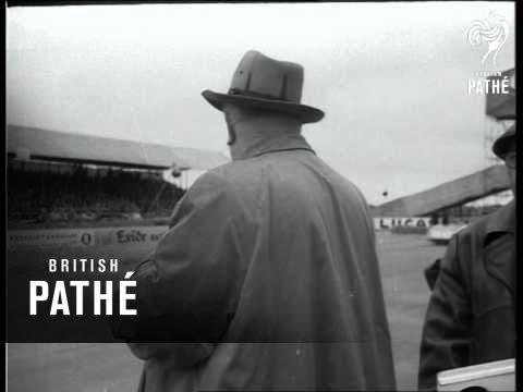 The Sporting World - Rac British Gp At Silverstone (1954)