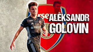 Aleksandr Golovin 2018 ● Welcome To Arsenal? ● Ultimate Skills, Goals & Assists (HD)