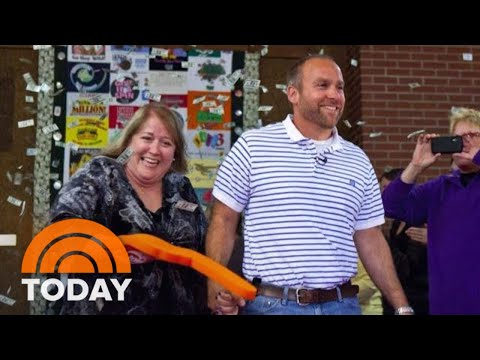 How These Lottery Winners Won Big And Kept Good Fortune  TODAY