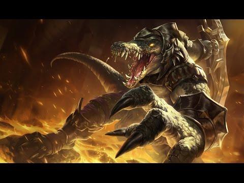 League of Legends Renekton Win In Ascension