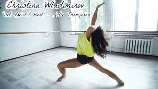 Katie Thompson   It Doesn't Hurt jazz choreography by Christina Marshall   Dance Centre Myway