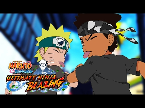 Naruto Shippuden Ultimate Ninja Blazing apk mod