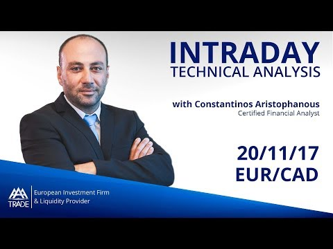 Intraday Technical Analysis: 20/11/17 EUR/CAD