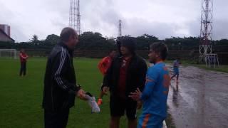 Reuni pemain PSM Makassar dengan Pusam Borneo FC