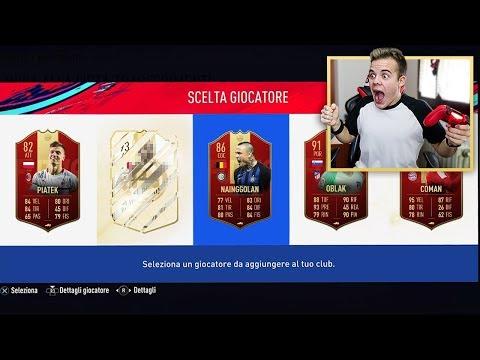 😱 HO TROVATO DI TUTTO!!! PREMI FUORICLASSE 1 FUT CHAMPIONS   FIFA 19 ITA