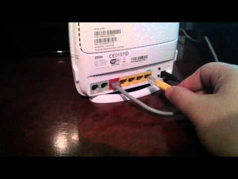 Cum se configureaza routerul ZTE H218N de la RCS RDS #2
