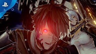 Code Vein - Launch Trailer | PS4