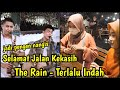 Jadi Pengen Nangis !!! TERLALU INDAH - THE RAIN - Live Ngamen Pendopo Lawas Jogja