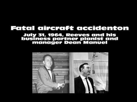 Jim Reeves De crash