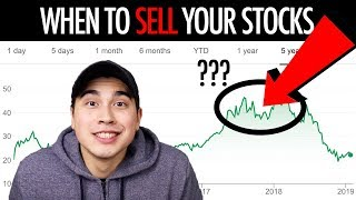 WHEN TO SELL A STOCK