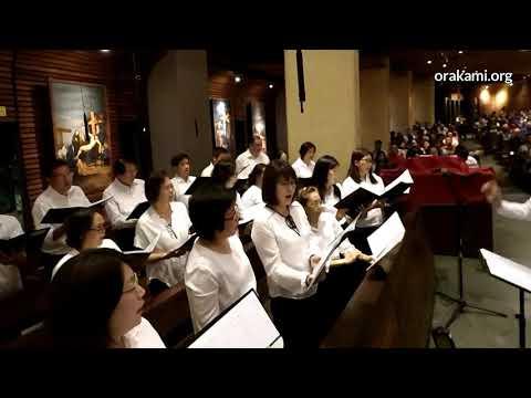 YA YESUS, HAMBA SEDIA (SATB) - PS 688 oleh Orakami Choir @Gereja Stella Maris