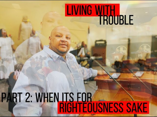 AntiochCorinth | Living w/ Trouble Part 2 Job 5:6-7