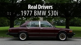 Baixar Real Drivers: 1977 BMW 530i (E12)